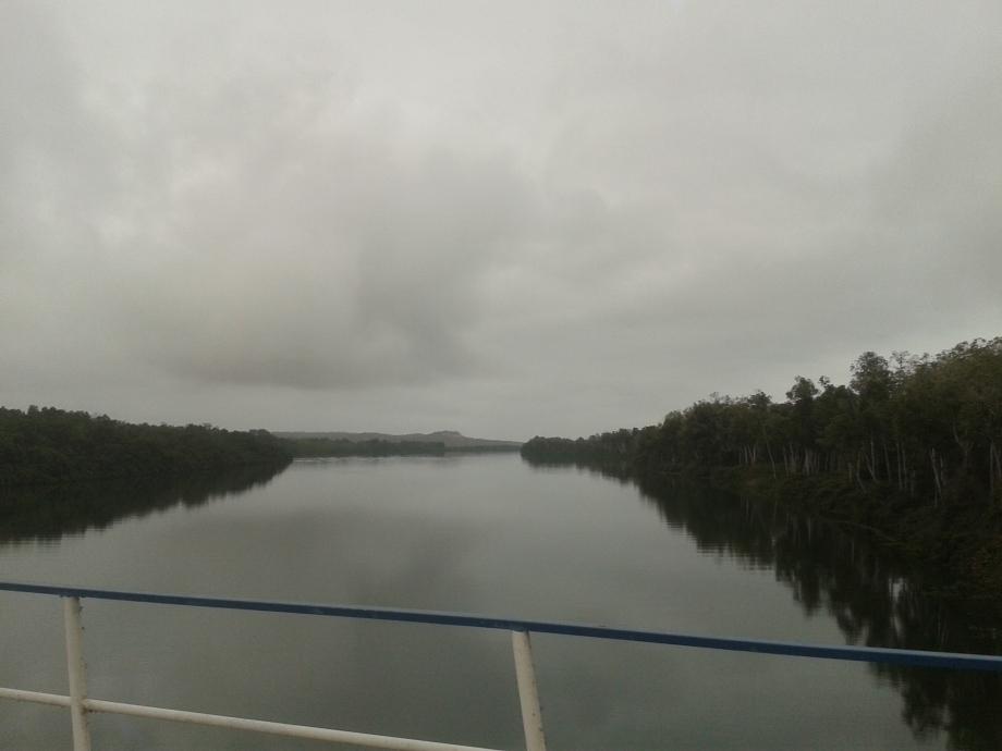 il fiume Kwanza