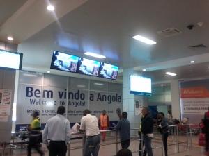 aeroporto Angola