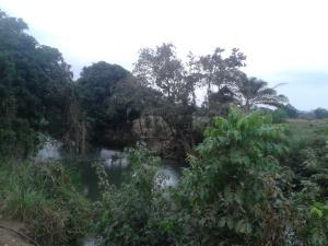 fiume Zaire separa il confine